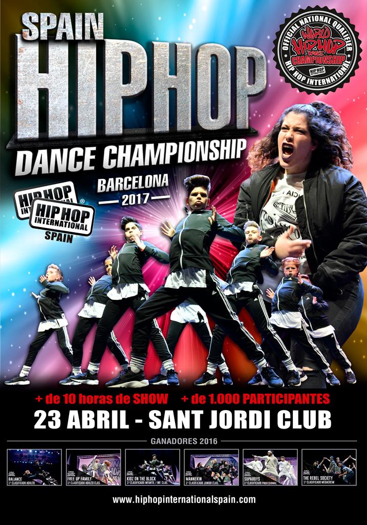 Hip Hop Spain 2017
