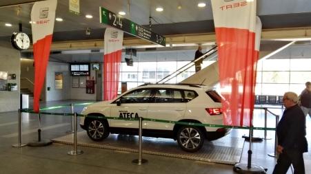 Seat Ateca - Proauto Hall Renfe