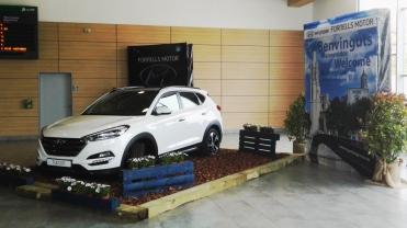 Hyundai Tucson - Fornells Motor