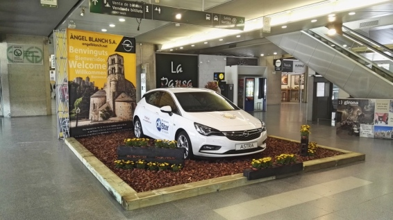 Opel - Àngel Blanch