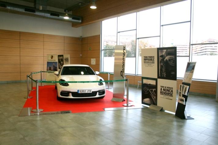 Porsche Panamera - Centro Porsche Girona