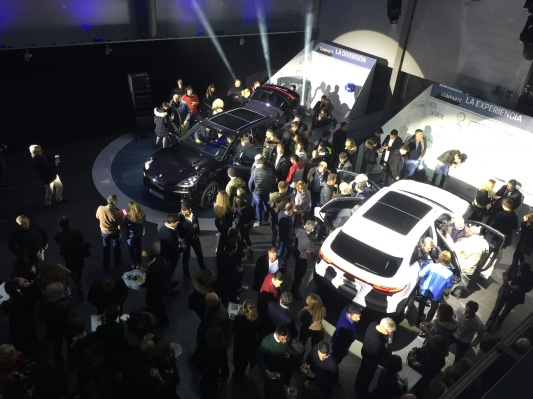 Inauguració Porsche Cayenne